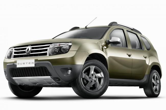 Чип-тюнинг Рено Дастер: улучшение характеристик автомобиля